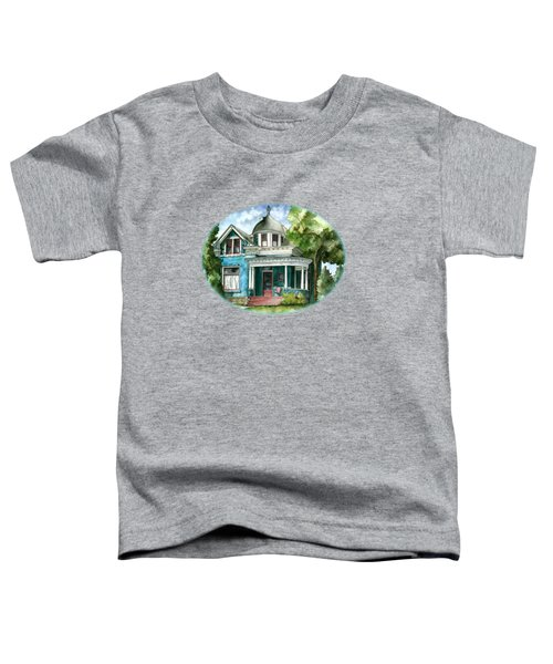 The House With Red Trim Toddler T-Shirt