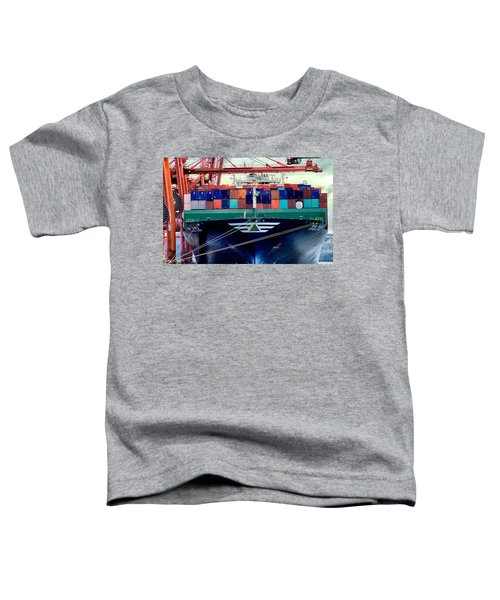 The Hyundai Faith Seattle Washington Toddler T-Shirt