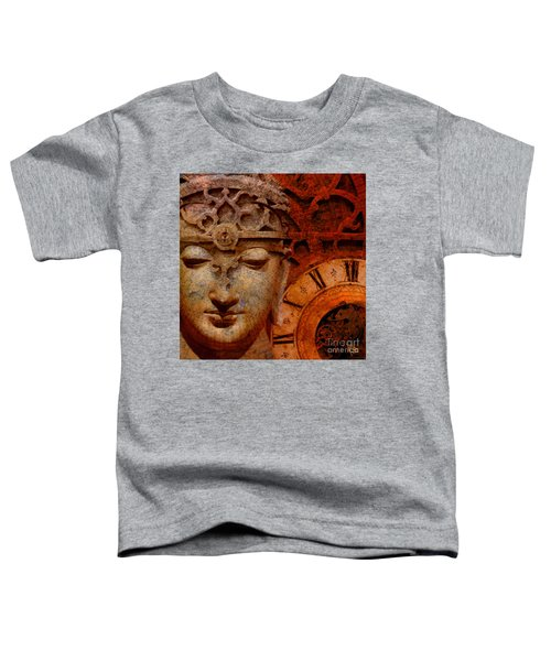 The Illusion Of Time Toddler T-Shirt