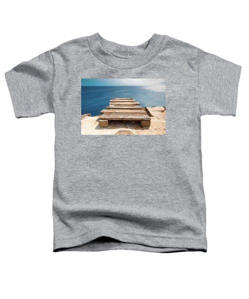 The Infinite Blue Toddler T-Shirt
