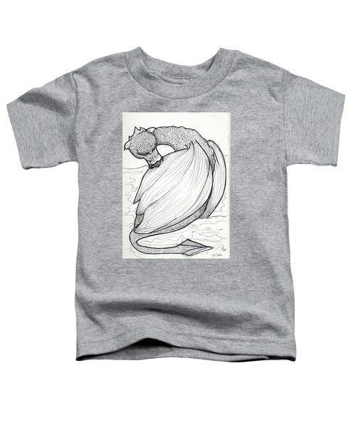 The Itch Toddler T-Shirt