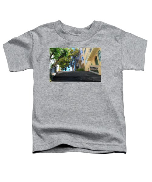 The Joice Street Steps Toddler T-Shirt