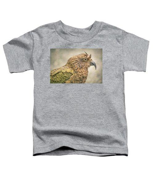 The Kea Toddler T-Shirt