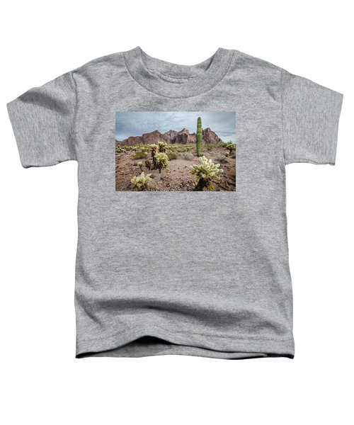 The King Of Arizona National Wildlife Refuge Toddler T-Shirt