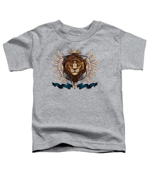 The King's Heraldry II Toddler T-Shirt