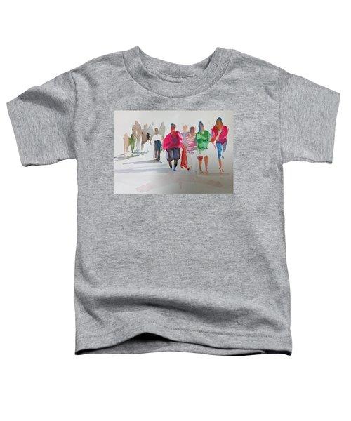 The Ladies Toddler T-Shirt