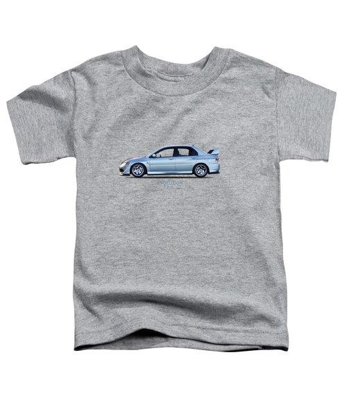 The Lancer Evolution Viii Toddler T-Shirt