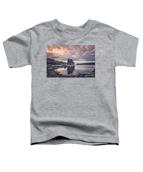 The Land Of Midnight Sun Toddler T-Shirt