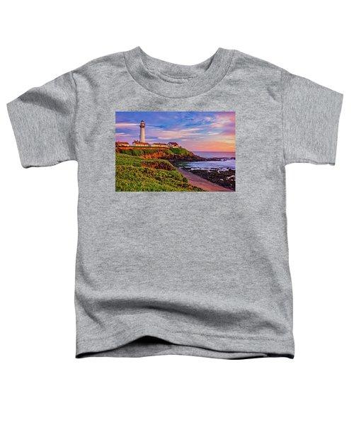 The Light Of Sunset Toddler T-Shirt