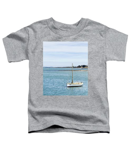 The Little Boat Toddler T-Shirt