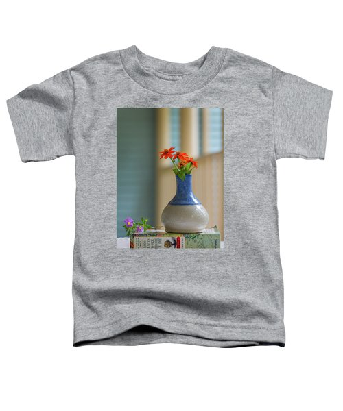 The Little Vase Toddler T-Shirt