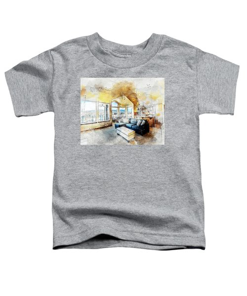 The Living Room Toddler T-Shirt