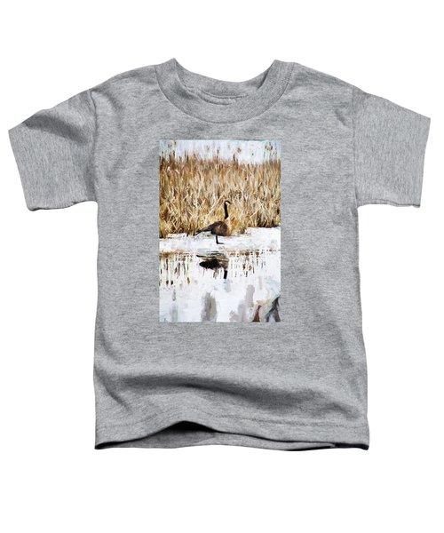 The Lone Traveler Toddler T-Shirt