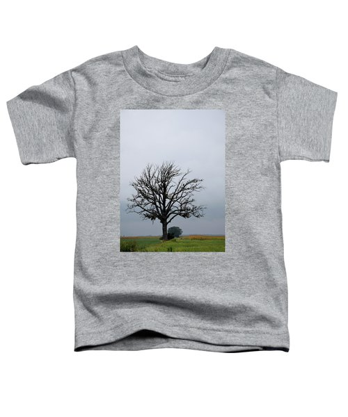 The Lonely Tree Toddler T-Shirt