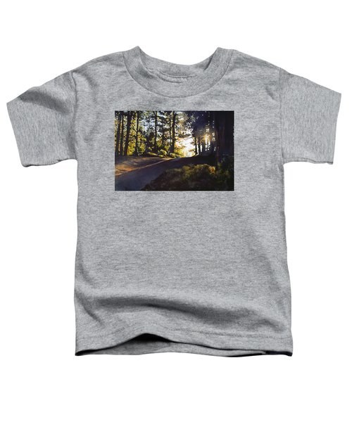 The Long Way Home Toddler T-Shirt
