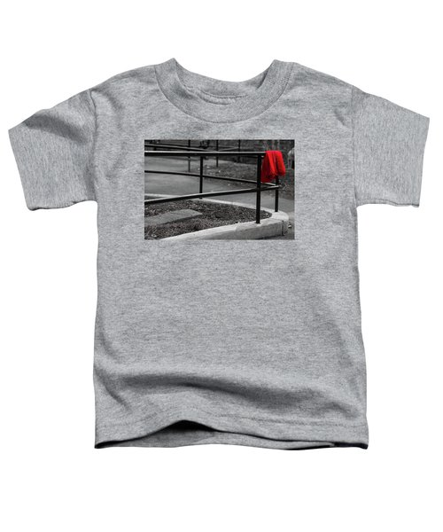 The Lost Red Jacket Toddler T-Shirt