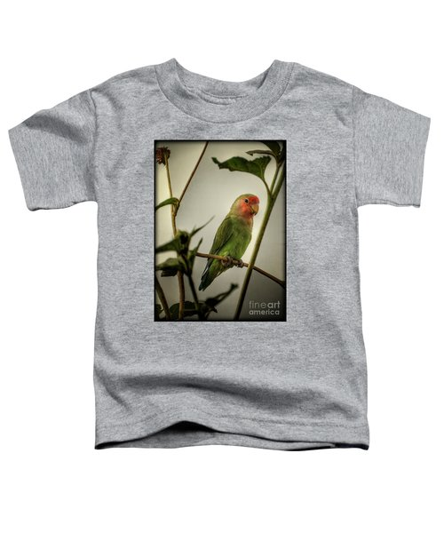 The Lovebird  Toddler T-Shirt