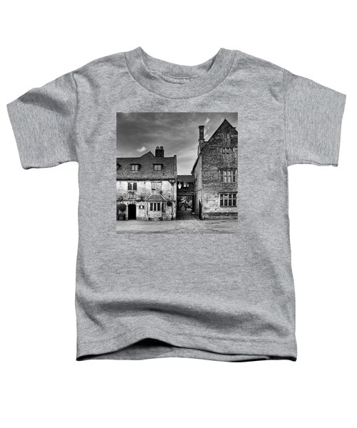 The Lygon Arms, Broadway Toddler T-Shirt