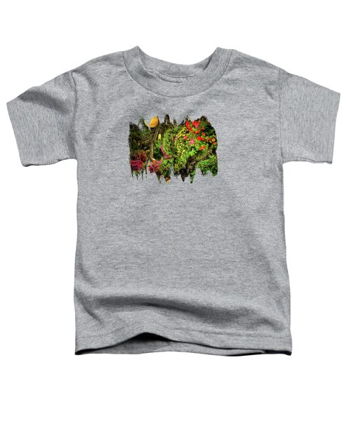 The Magical Garden Toddler T-Shirt