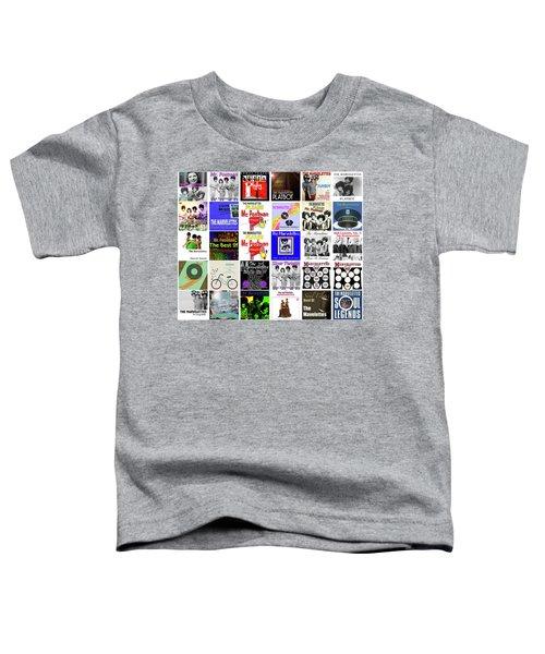 The Marvelettes 2 Toddler T-Shirt