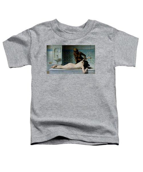 The Massage Toddler T-Shirt
