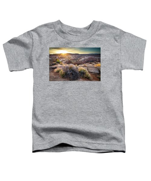 Toddler T-Shirt featuring the photograph The Maze by Whit Richardson