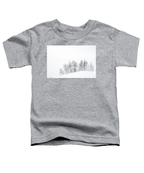 The Minimal Forest Toddler T-Shirt