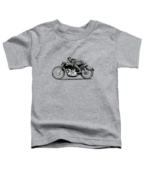 The Motorcycle Dust Devil Toddler T-Shirt