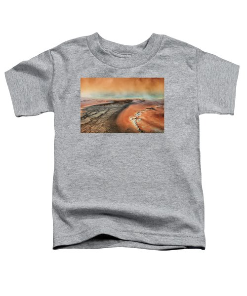 The Mysterious Force Toddler T-Shirt