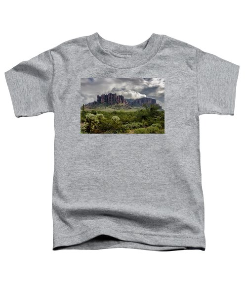 The Mystic Mountain  Toddler T-Shirt