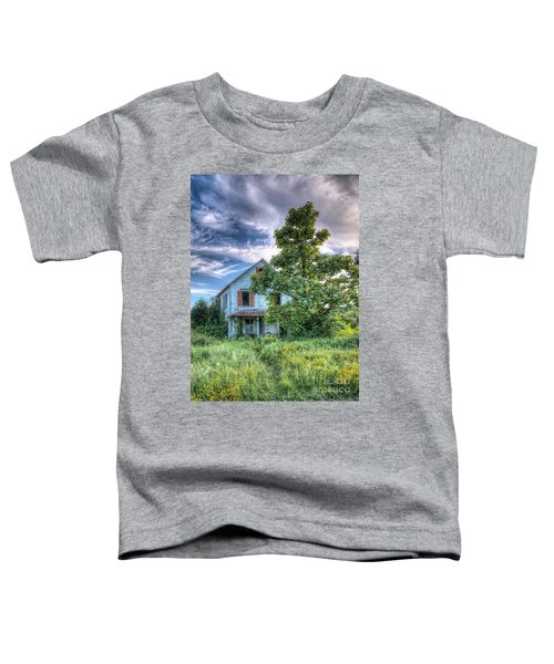 The Nathaniel White Farm House Toddler T-Shirt