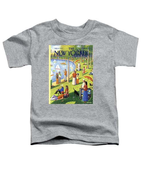 The New Yorker July 15th, 1991 Toddler T-Shirt
