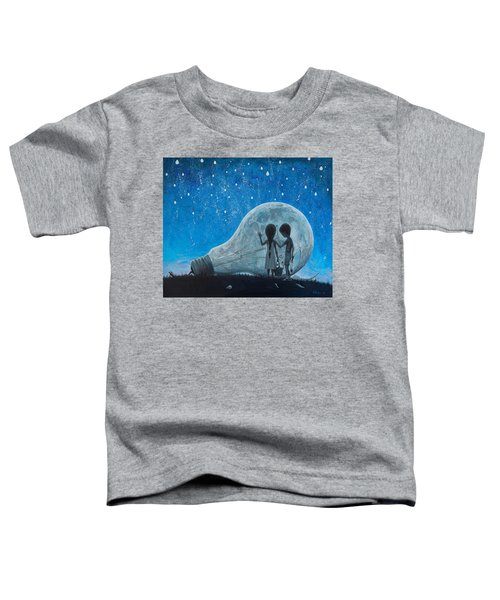 The Night We Broke The Moon Toddler T-Shirt