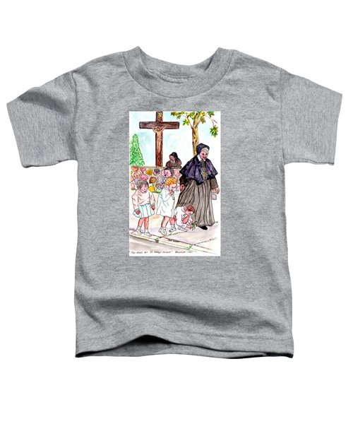 The Nuns Of St Mary's Church Toddler T-Shirt
