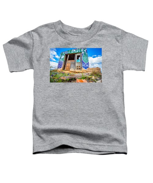 The Old Abode. Toddler T-Shirt