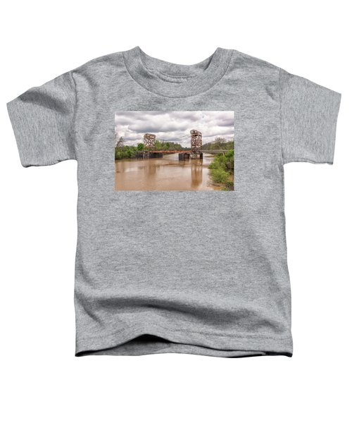 The Old Lift Bridge Toddler T-Shirt
