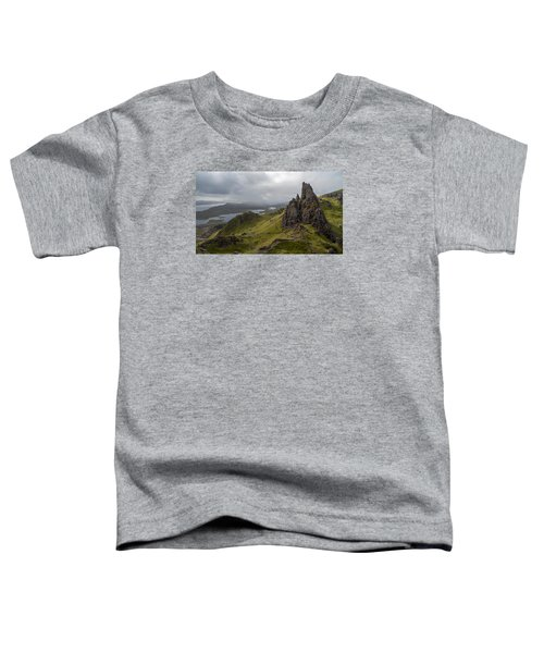 The Old Man Of Storr, Isle Of Skye, Uk Toddler T-Shirt