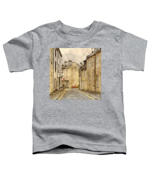 The Old Part Of Town Toddler T-Shirt