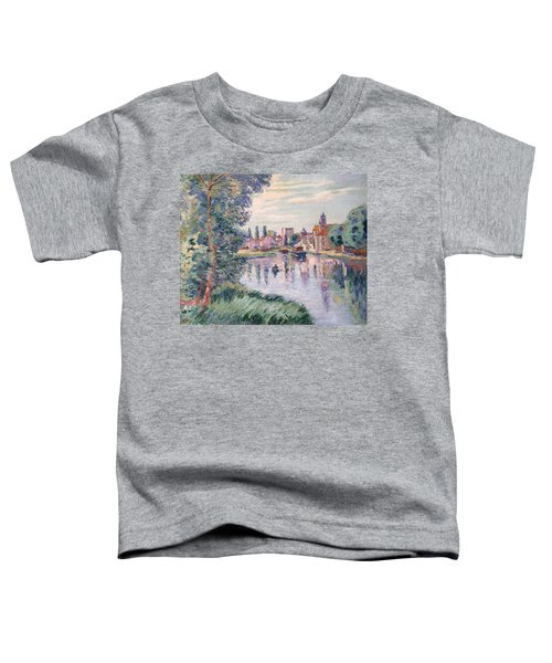 The Old Samois Toddler T-Shirt