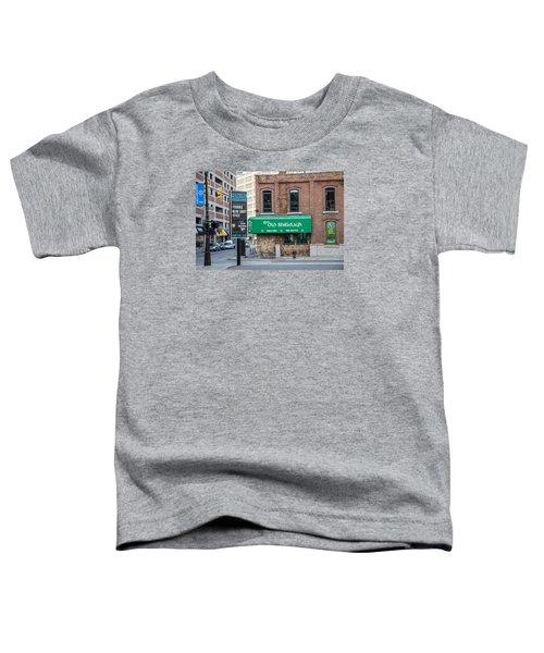 The Old Shillelagh Detroit  Toddler T-Shirt