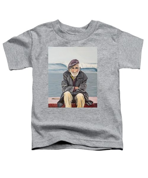 The Old Waterman Toddler T-Shirt