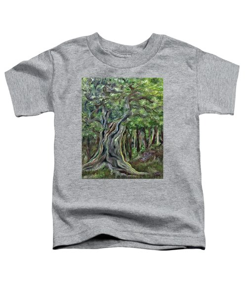 The Om Tree Toddler T-Shirt