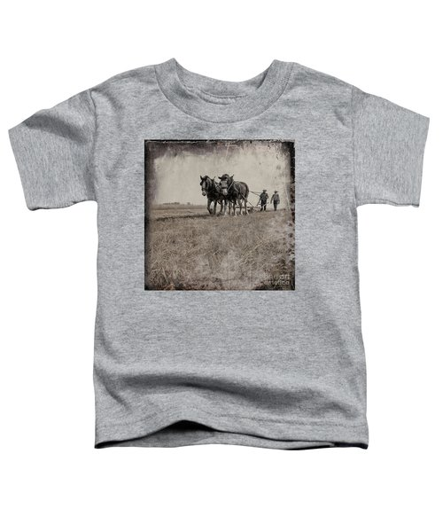 The Original Horsepower Toddler T-Shirt