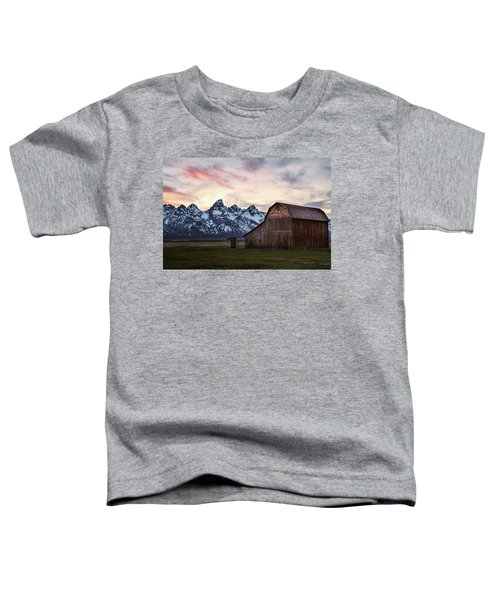 The Other Moulton Barn Toddler T-Shirt
