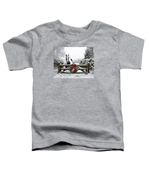 The Perfect Christmas Toddler T-Shirt