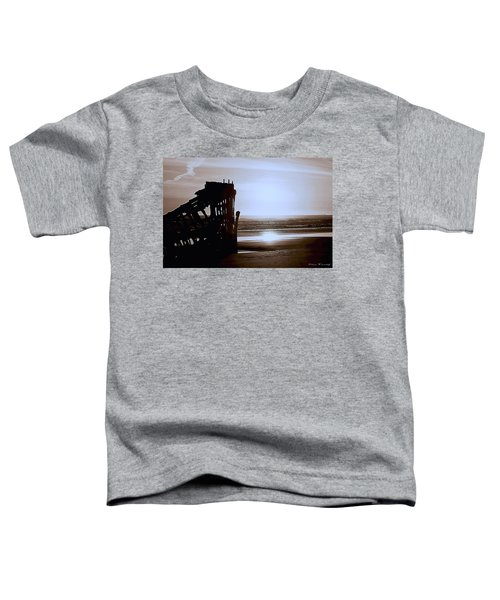 The Peter Iredale 7 Toddler T-Shirt