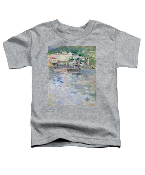 The Port At Nice Toddler T-Shirt