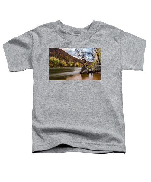 The Shenandoah In Autumn Toddler T-Shirt