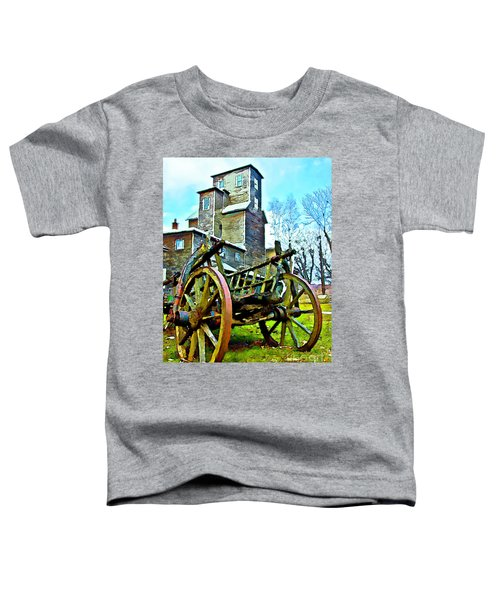 The Pottery - Bennington, Vt Toddler T-Shirt