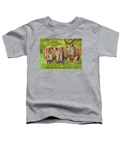 The Power In Three Toddler T-Shirt